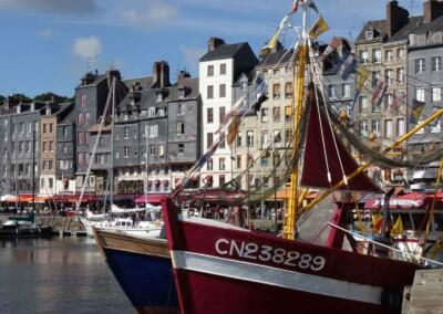 hotel-cheneviere-coeur-normandie-honfleur-port-marchand