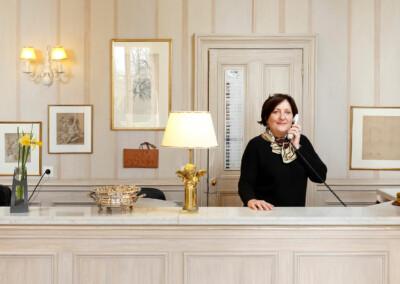Hotel la Cheneviere - Galerie